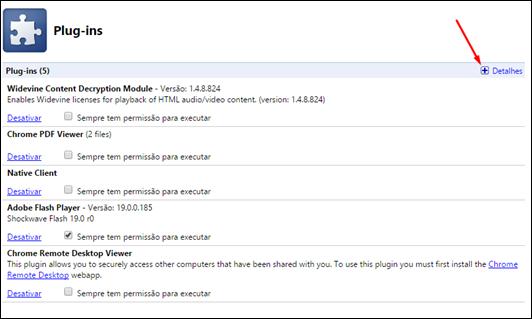Como fazer para conteúdo em Adobe Flash abrir automaticamente no navegador Chrome  - Visual Dicas