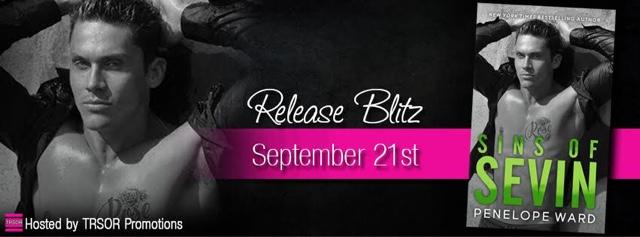 Release Blitz: Sin of Sevin by Penelope Ward