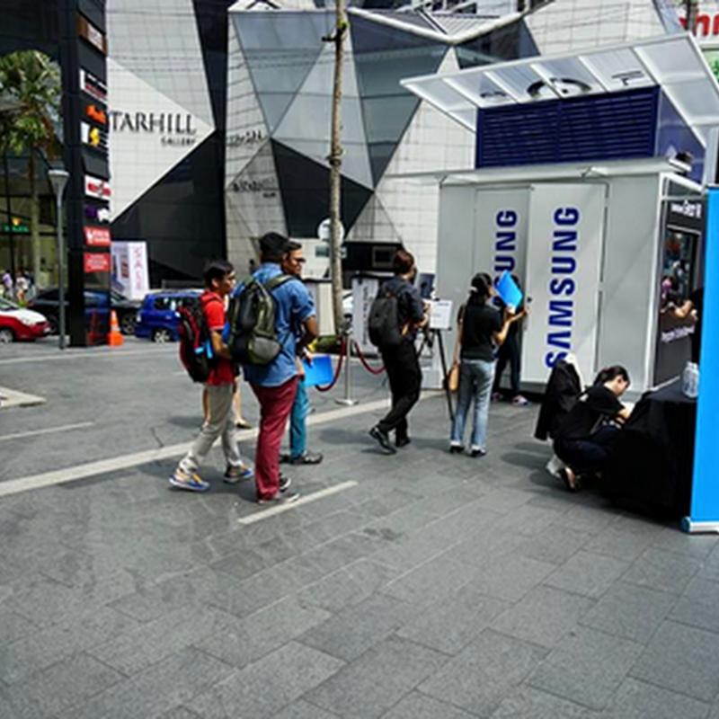 Pengalaman menggunakan Samsung Gear VR