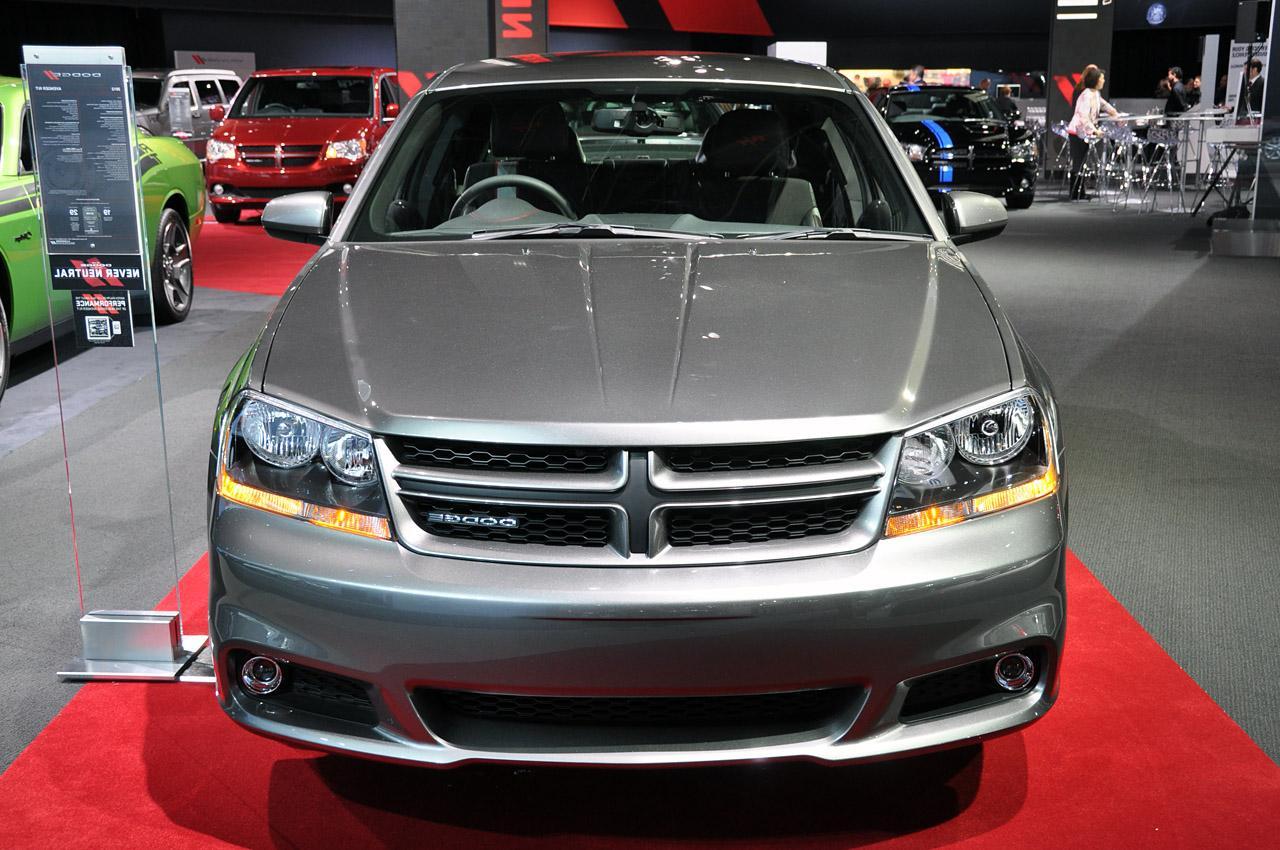 2012 Dodge Challenger R T