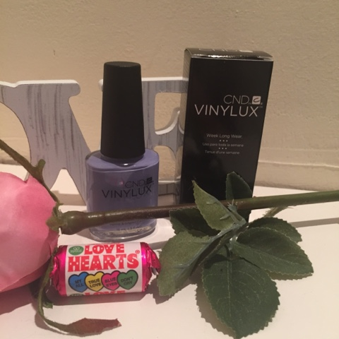 nail box review CND Vinylux