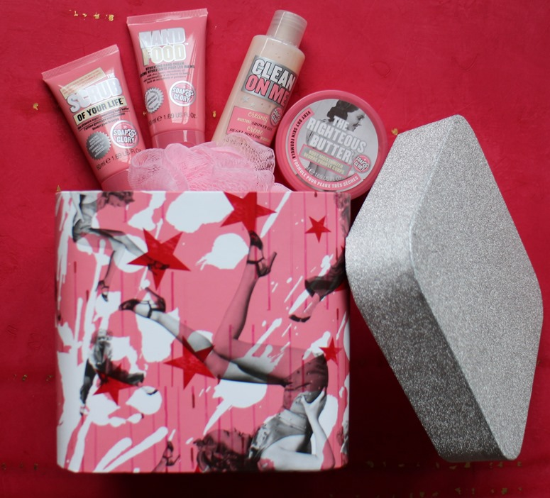 Soap Glory-Christmas-set