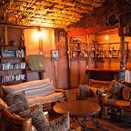 Gorilla Mist Camp, Lounge © Foto: Marco Penzel | Outback Africa