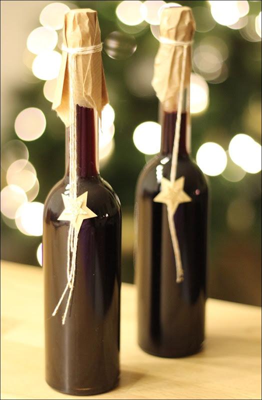 Rezept Glühweinsirup DIY selbstgemacht Weihnachtsgeschenk 04