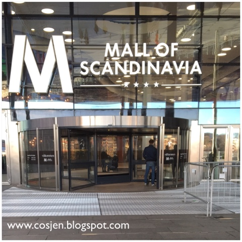 le creuset mall of scandinavia