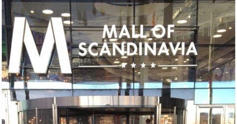 newbie mall of scandinavia