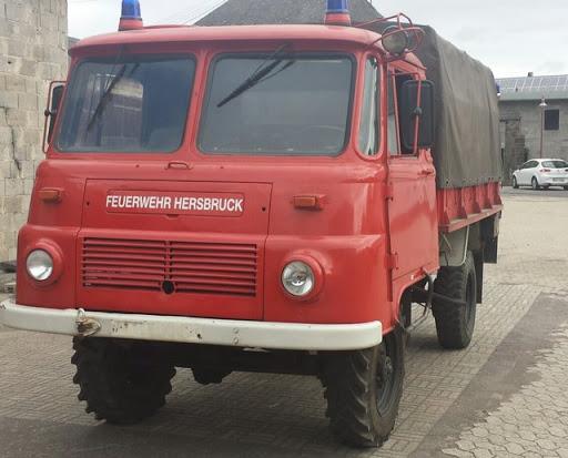 Robur Geländefahrzeug Bj. 1971, mit Papieren, orig 30000km