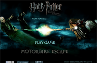 Motorbike Escape Game
