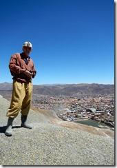Potosi vom Cerro Ricco