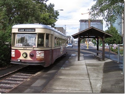 IMG_3151 Willamette Shore Trolley in Portland, Oregon on August 31, 2008