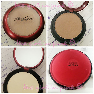 Atiqa Odho Contour Powder in Coffee