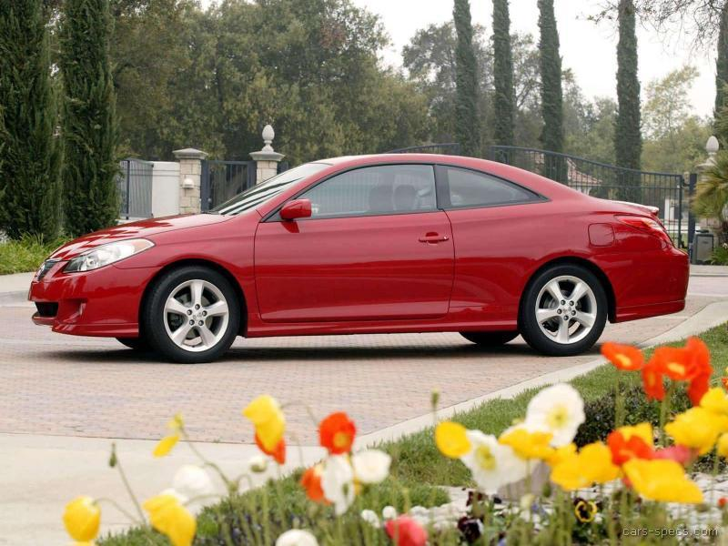 2005 toyota camry solara coupe specifications pictures. Black Bedroom Furniture Sets. Home Design Ideas