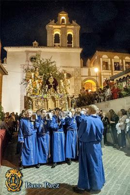 Jesús Orando en el Huerto - Paco Paez