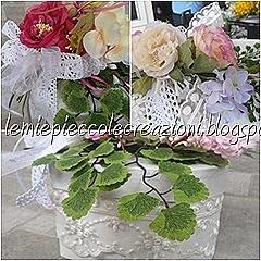 scatola fiori cuore