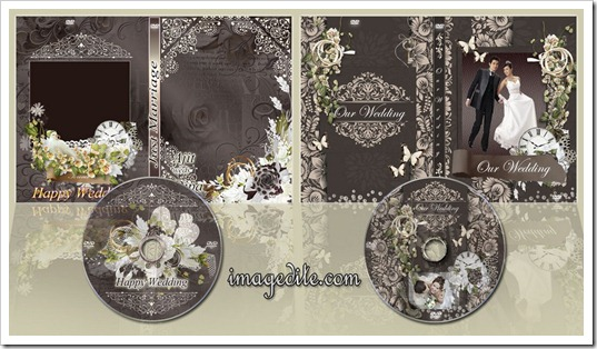 chocolate dvd cover templates