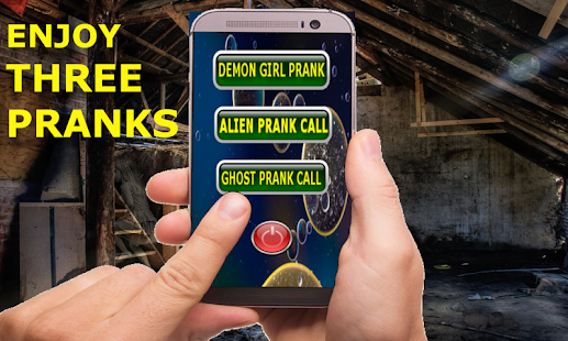 Fake Alien Phone Call Prank : Free