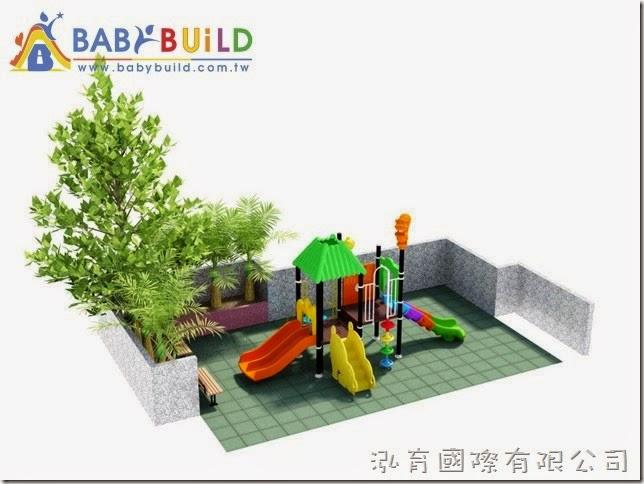 BabyBuild 夢幻遊具設計規劃