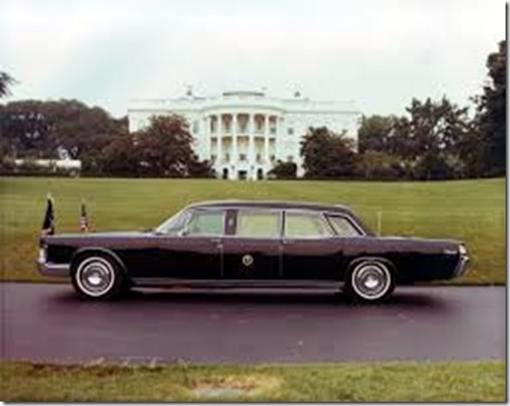1972_Presidential_Limousine,_Washington_DC