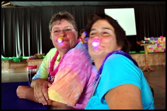 11d - Hawaiian Luau - May 30 - Two of our SPECIAL Pelicans
