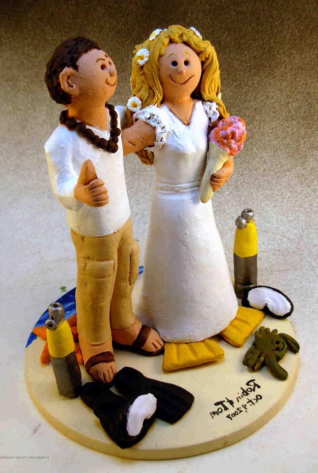 Wedding Cake Topper of the Day