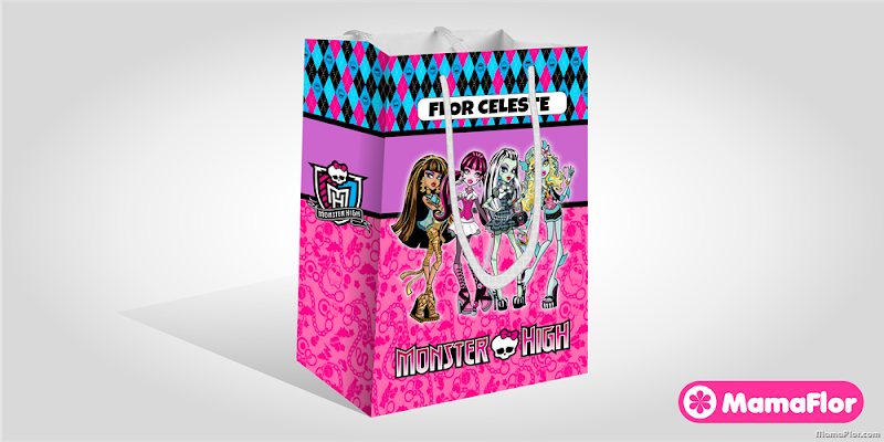 Bolsa Sorpresa Monster High
