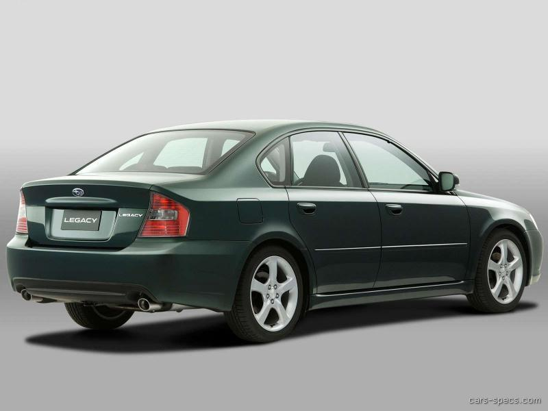 2001 subaru legacy sedan specifications pictures prices. Black Bedroom Furniture Sets. Home Design Ideas