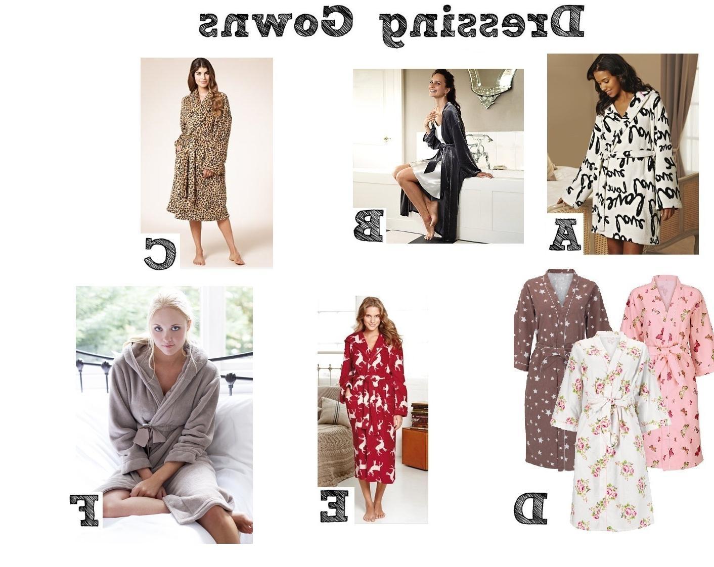 A: Sorbet Love Print Robe   25