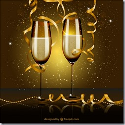 fotos y dibujos copas para brundar año nuevo (6)