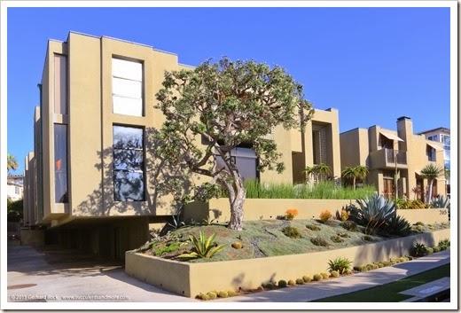 Landscaping that sets a good example: La Jolla condo complex