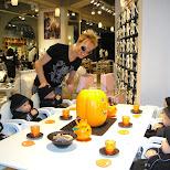 celebrating Halloween with the kids in Osaka in Osaka, Osaka, Japan