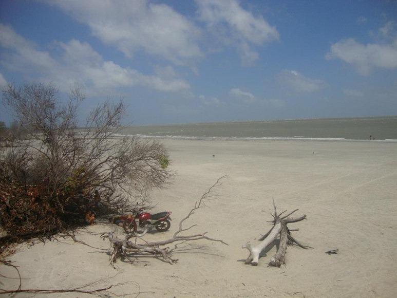 Praia de Outeiro - Cedral, Maranhao, foto: Wecleston Moreira/Facebook