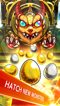 Monster Strike APK screenshot thumbnail 10