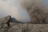 Dukono eruption (Nick Hughes, October 2015)