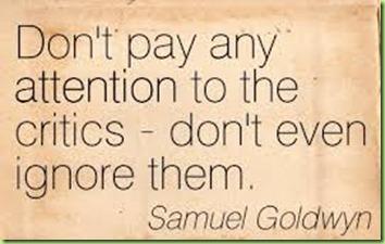 samuel goldwyn critics