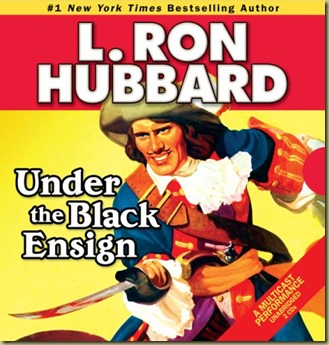 Under the Black Ensign by L. Ron Hubbard - Thoughts in Progress