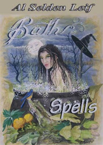 Cover of Al Selden Leif's Book Pagan Spells Bath Spells