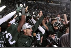 Michigan State Victory!