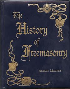 Cover of Albert Mackey's Book History of Freemasonry Vol I Prehistoric Masonry