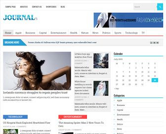JOURNALS WORDPRESS THEME