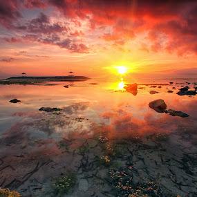by Pt Seputra Adi Winata - Landscapes Sunsets & Sunrises