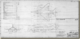 F-110A General Arrangement 7-11-62 Sheet 1 - RDowney