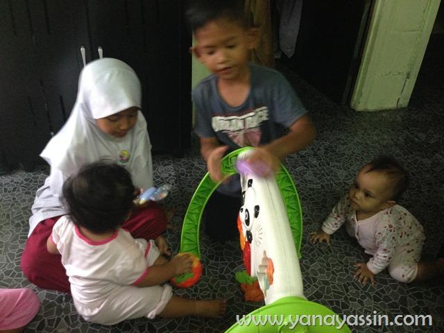 Kerenah Baby - Nur Qaireen Iman