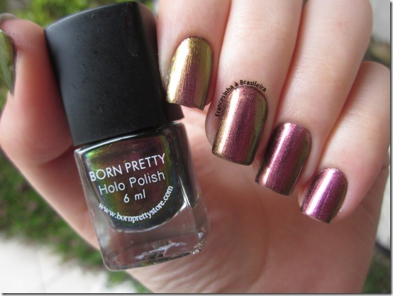 Holo polish 205 (Born Pretty)