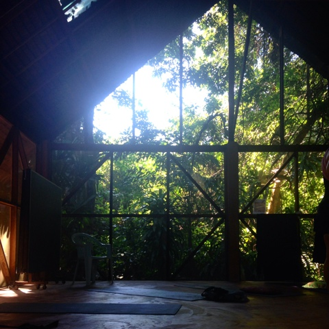 Koh Chang Noi Cashew Resor yoga
