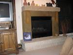 Fireplace, alone