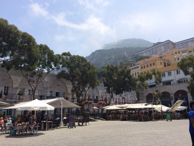 Top 3 things to do in Casemates Square, Gibraltar