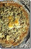 Pizza Integral Atum e Cogumelos