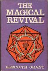 Cover of Kenneth Grant's Book Magical Revival