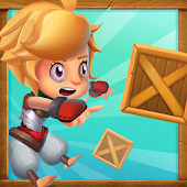 Super Girl:classic arcade game APK for Blackberry