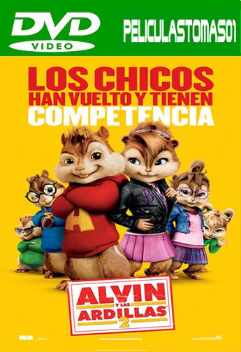 Alvin y las ardillas 2 (2009) DVDRip